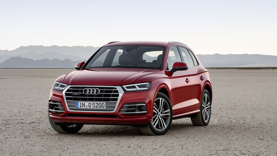 Eight Millionth Audi Quattroequipped Car Built In Mexico - Audi mexico
