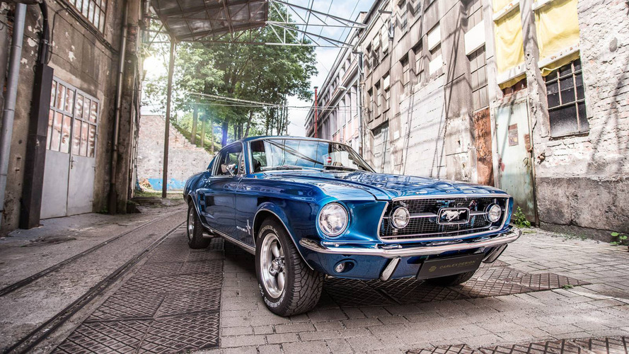 1967 Ford Mustang Fastback par Carlex Design Europe