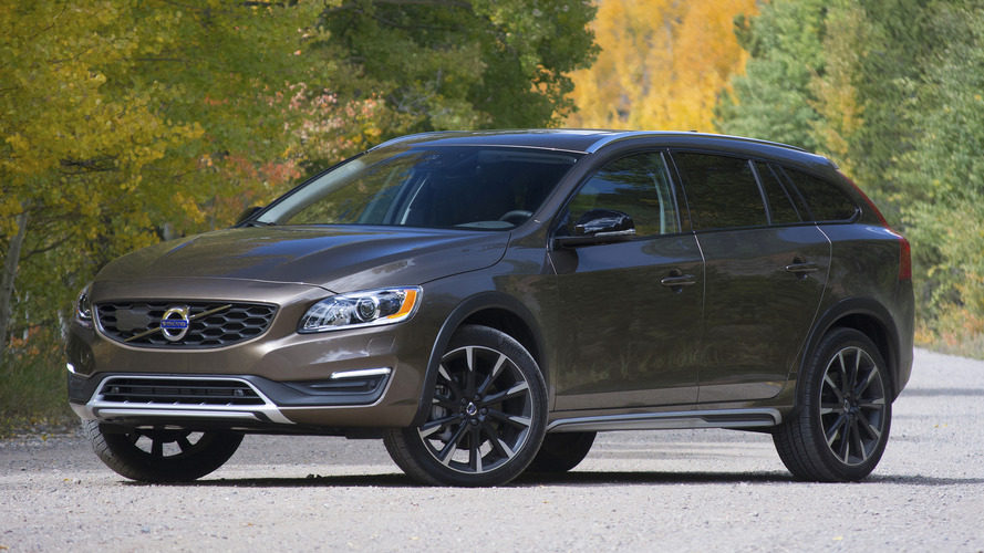 Review: 2017 Volvo V60 Cross Country
