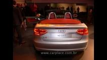 Audi apresenta novo A3 Cabriolet em World Premiere na fábrica da Hungria