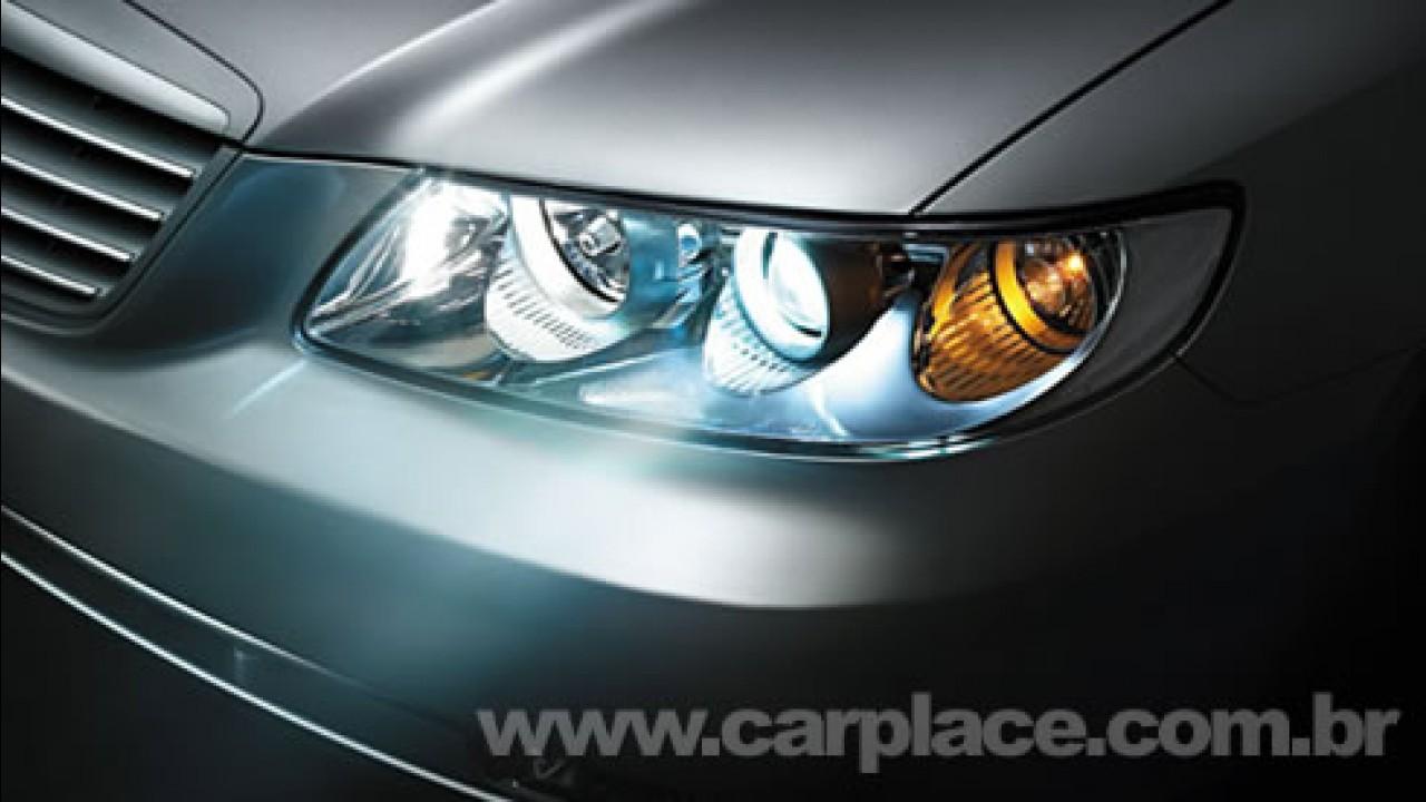 Hyundai Azera - Sedan de luxo começa a ser vendido no Brasil por R$ 105 mil