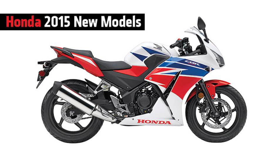Honda 2015 New Models