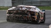 Lamborghini Aventador SVJ - Nürburgring