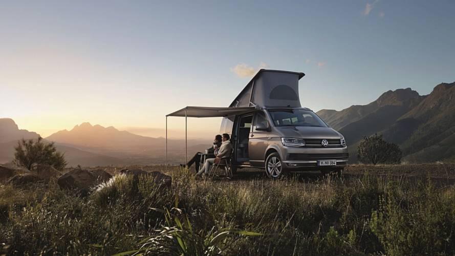 2018 Volkswagen California