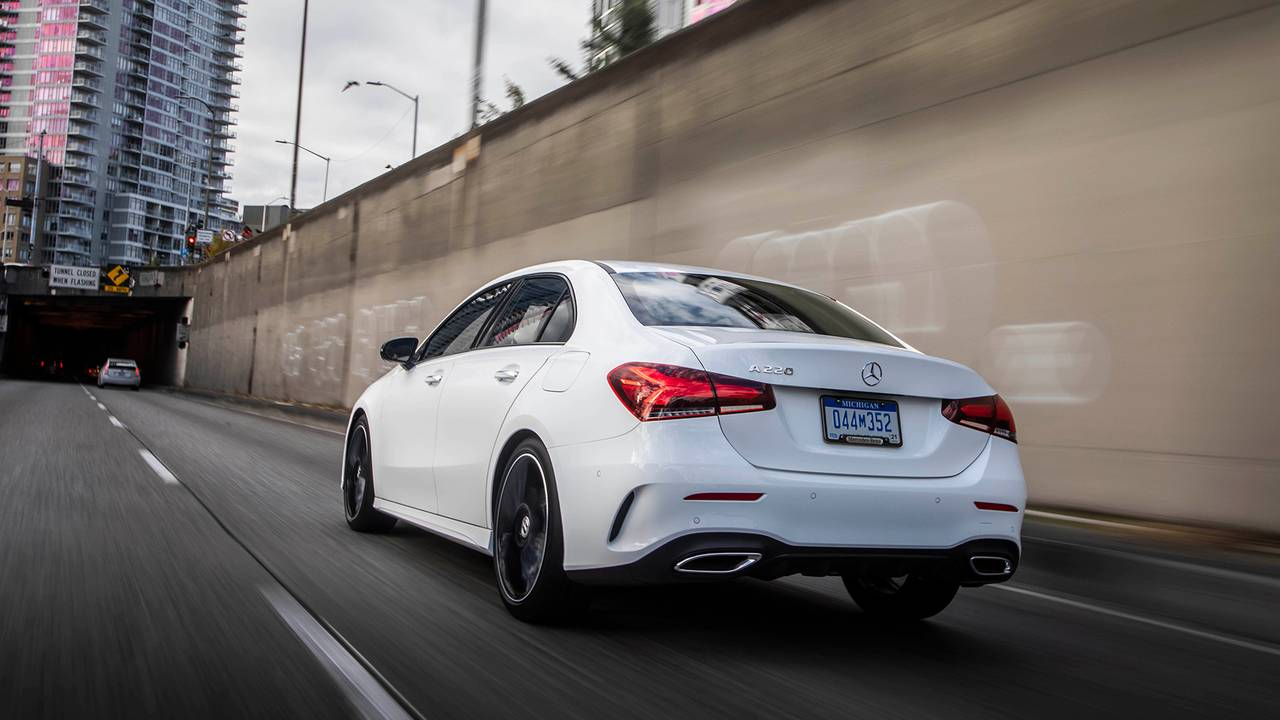 Mercedes Benz Austin >> 2019 Mercedes-Benz A-Class First Drive: Sour-Patch Wunderkind