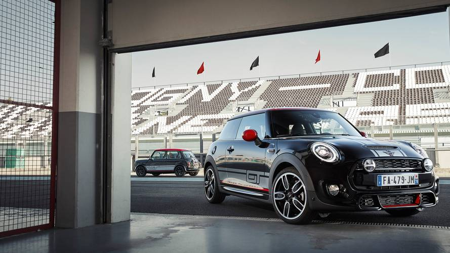 MINI Cooper S GT Edition, 1275 GT'ye selam veriyor