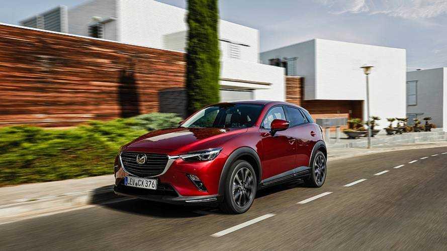 Mazda CX-3 2019: precios de la gama completa