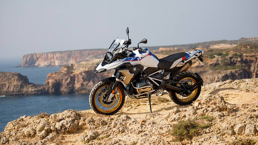 New BMW R 1250 GS And RT Finally Shown In The Metal