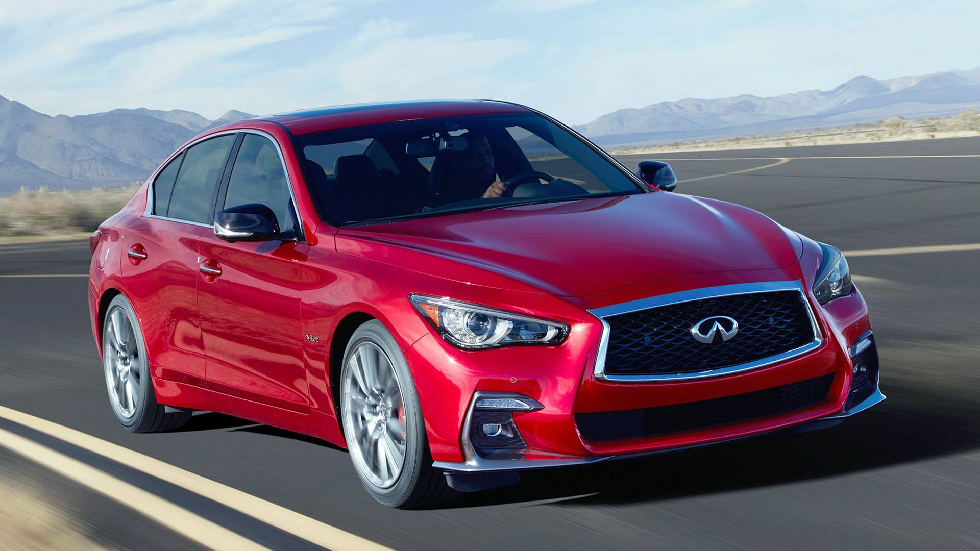 New Infiniti 2020 2020 Infiniti Q50 Likely To Be V6 Only