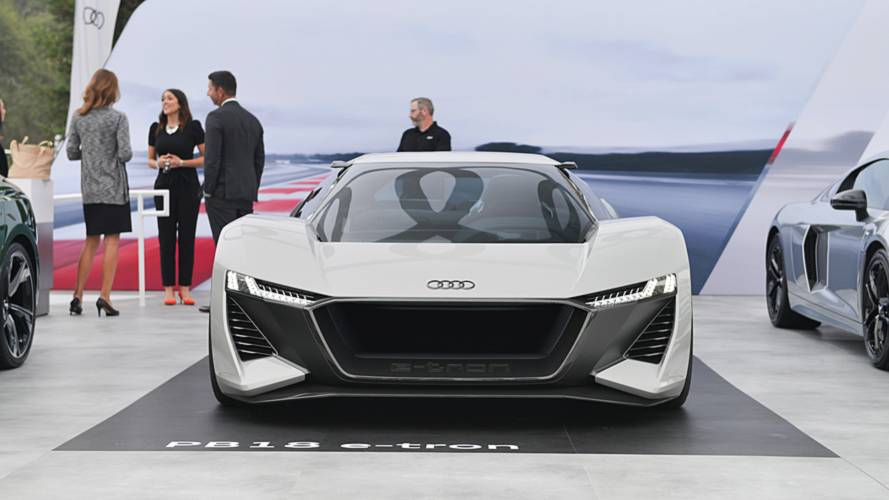 Audi E-Tron GT with Porsche genes will reportedly debut in 2020