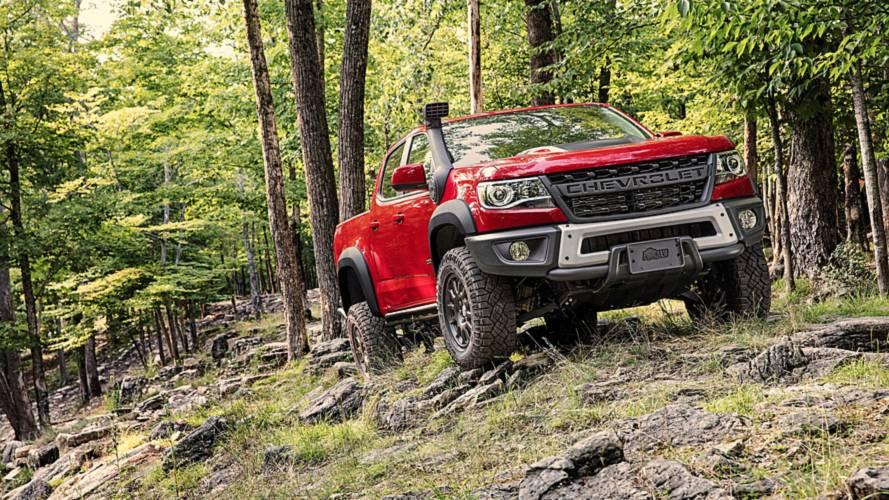 2021 Chevy Colorado, GMC Canyon To Get Facelift?