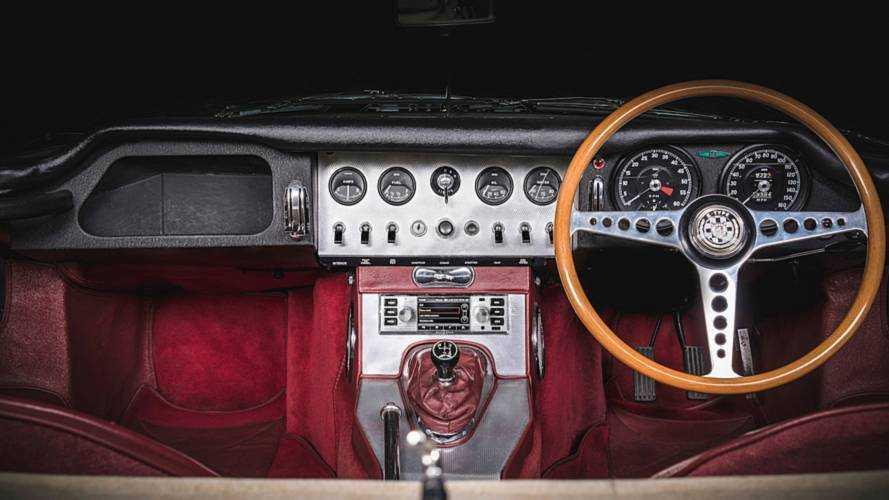 Jaguar présente un système infodivertissement pour ses voitures classiques