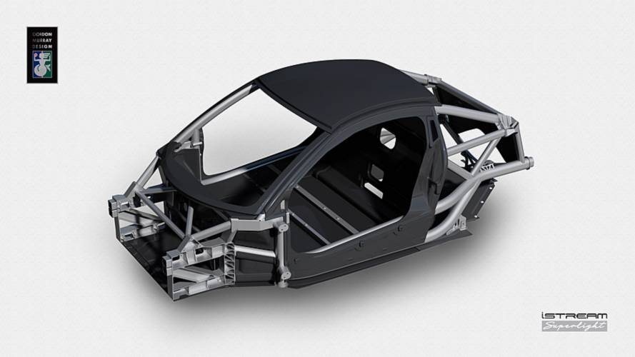Former F1 designer creates new lightweight sports car