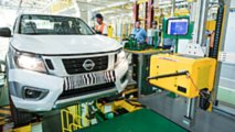 Nissan Frontier - Produção na Argentina