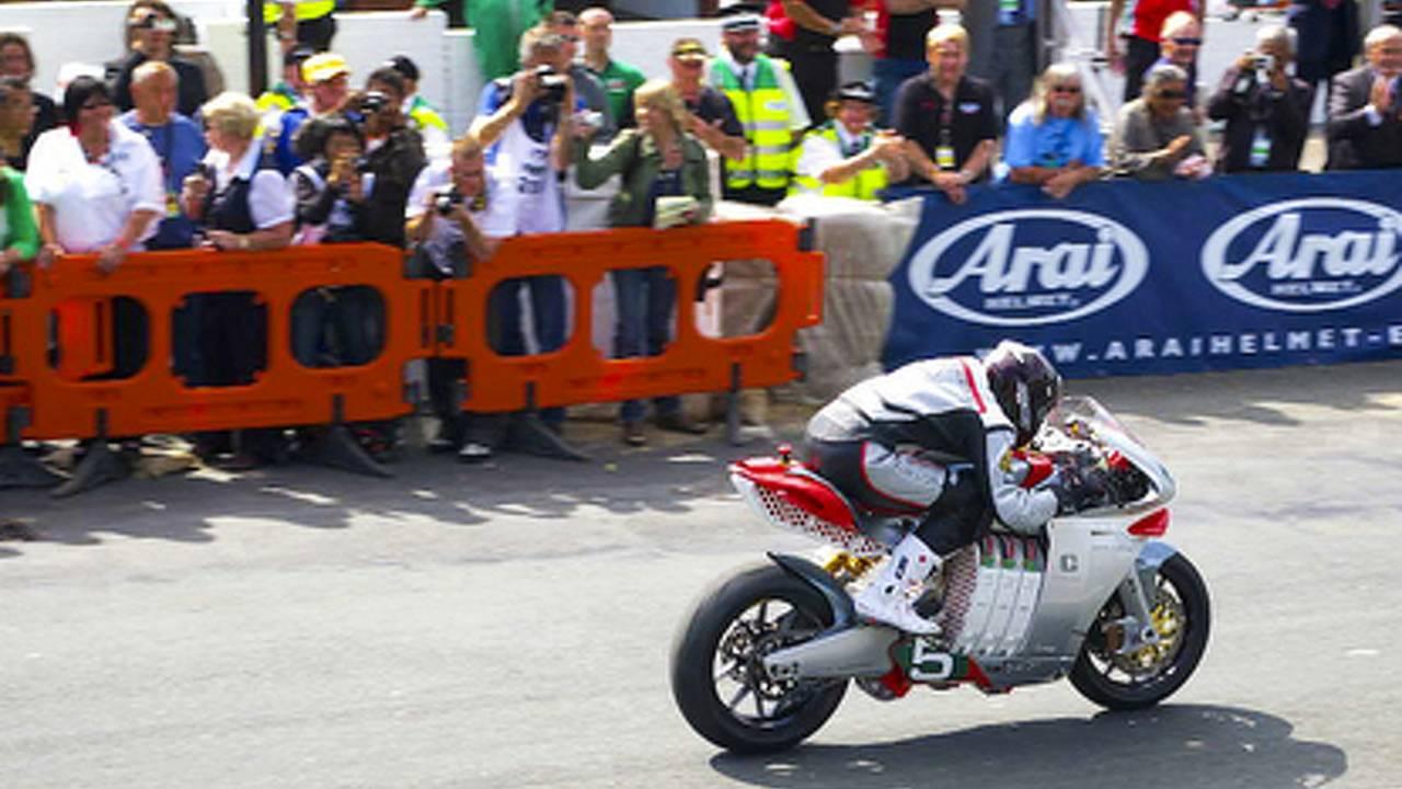 FIM creates electric motorcycle race series