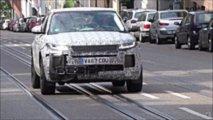 2019 Range Rover Evoque spy video screenshot