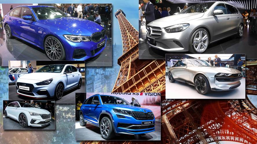 Die Highlights des Pariser Autosalons 2018