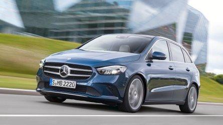 Mercedes-Benz B-Class получил технологии от S-Class