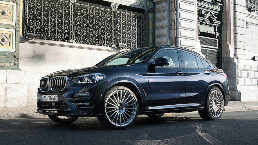BMW Alpina XD3 und XD4: Preise und Daten