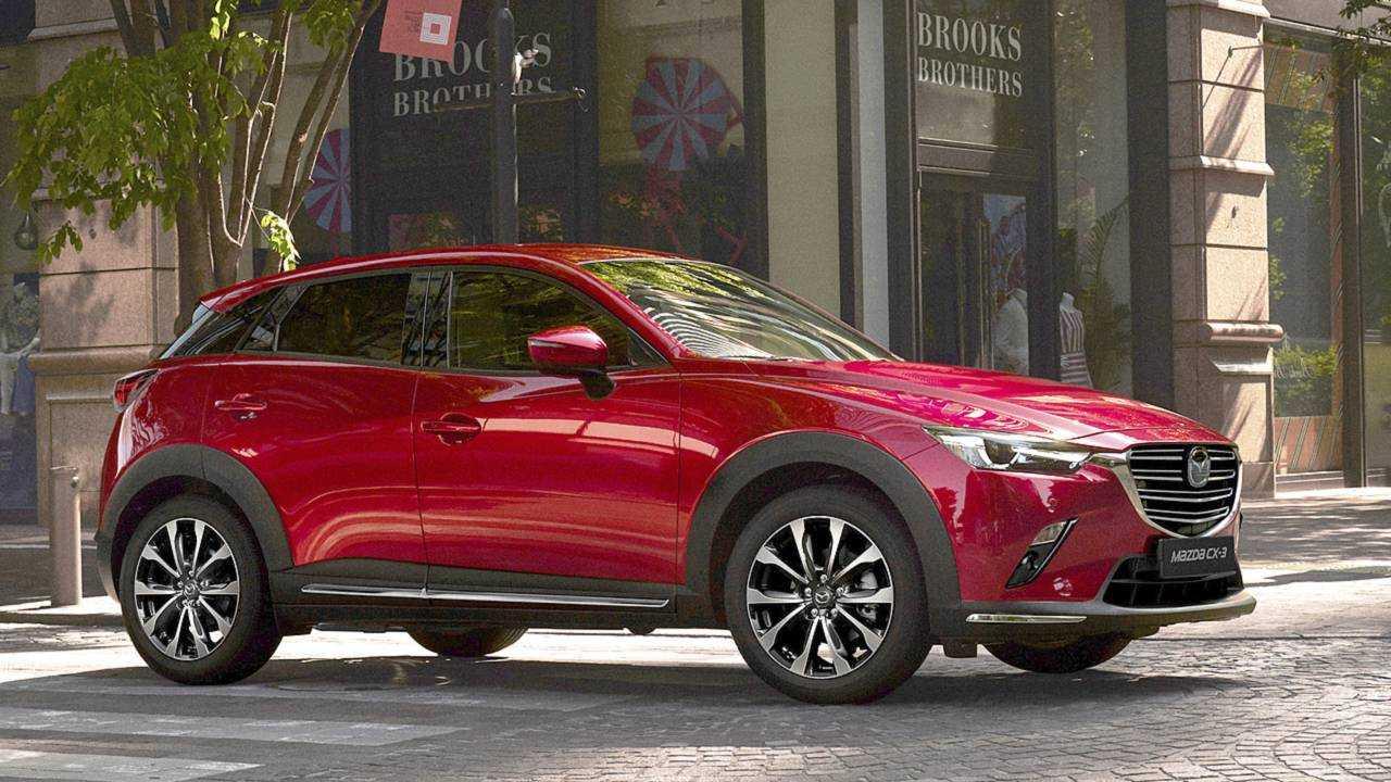 Mazda: Nicht vertreten