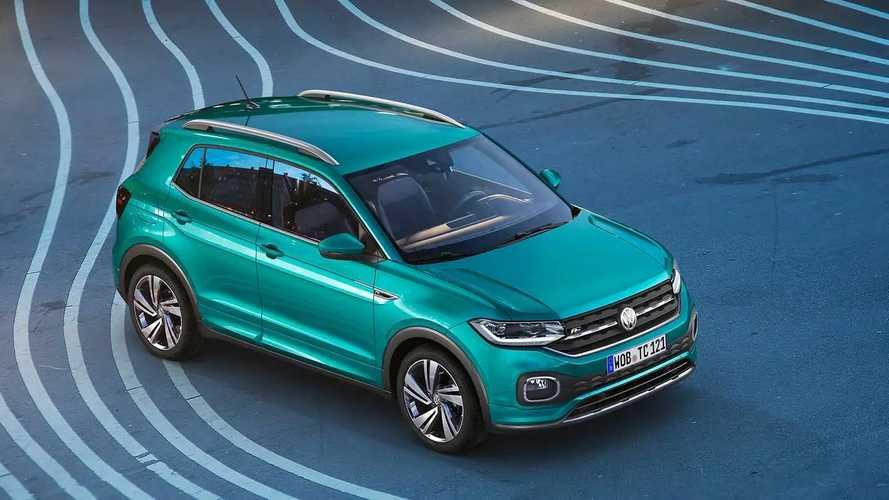 Volkswagen préparerait aussi un petit SUV électrique