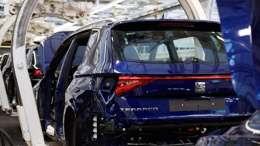 SEAT Tarraco production