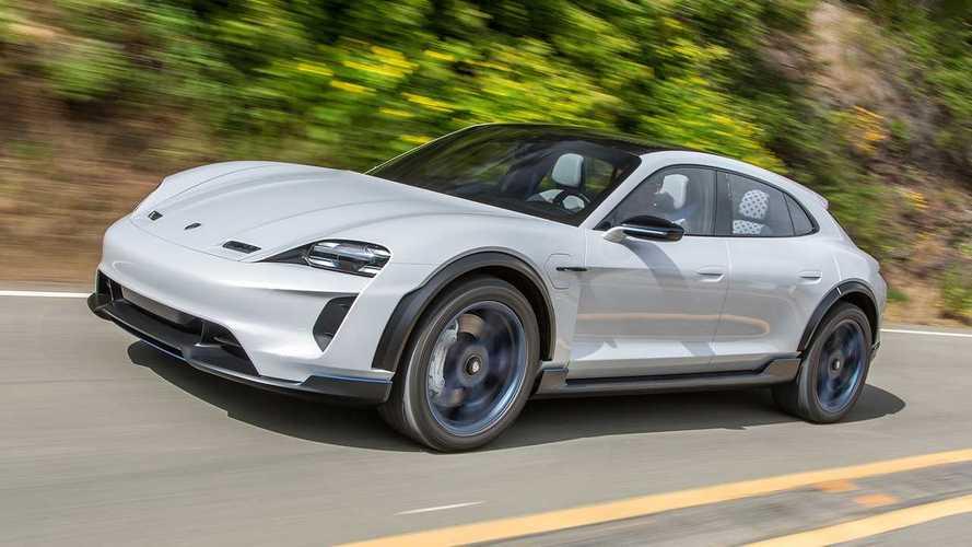 Offiziell: Porsche Mission E Cross Turismo kommt