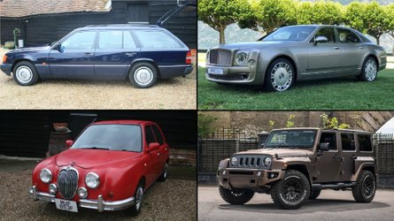 Coolest Cars for Sale: From a Super Luxury Mulsanne to a Rare Mitsuoka