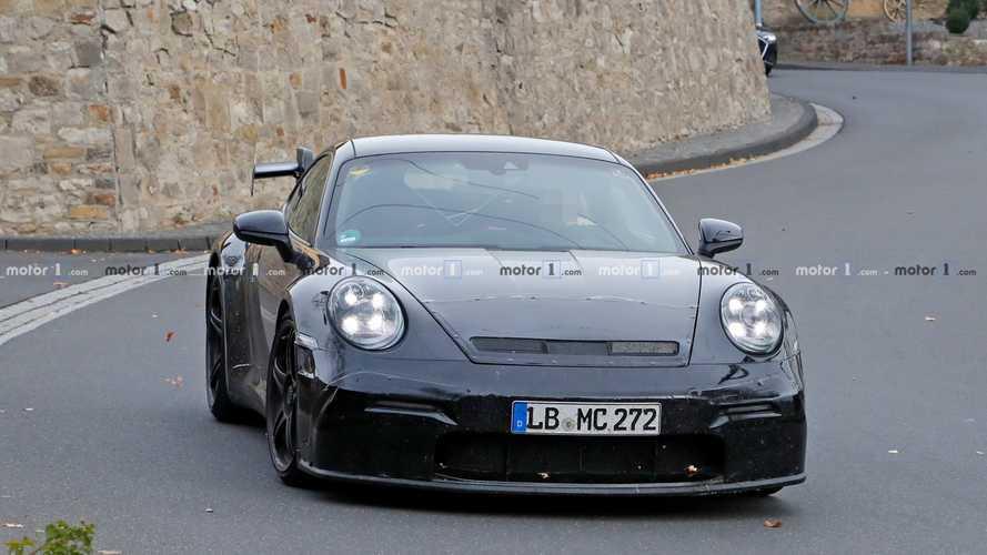 La future Porsche 911 GT3 fait une nouvelle apparition