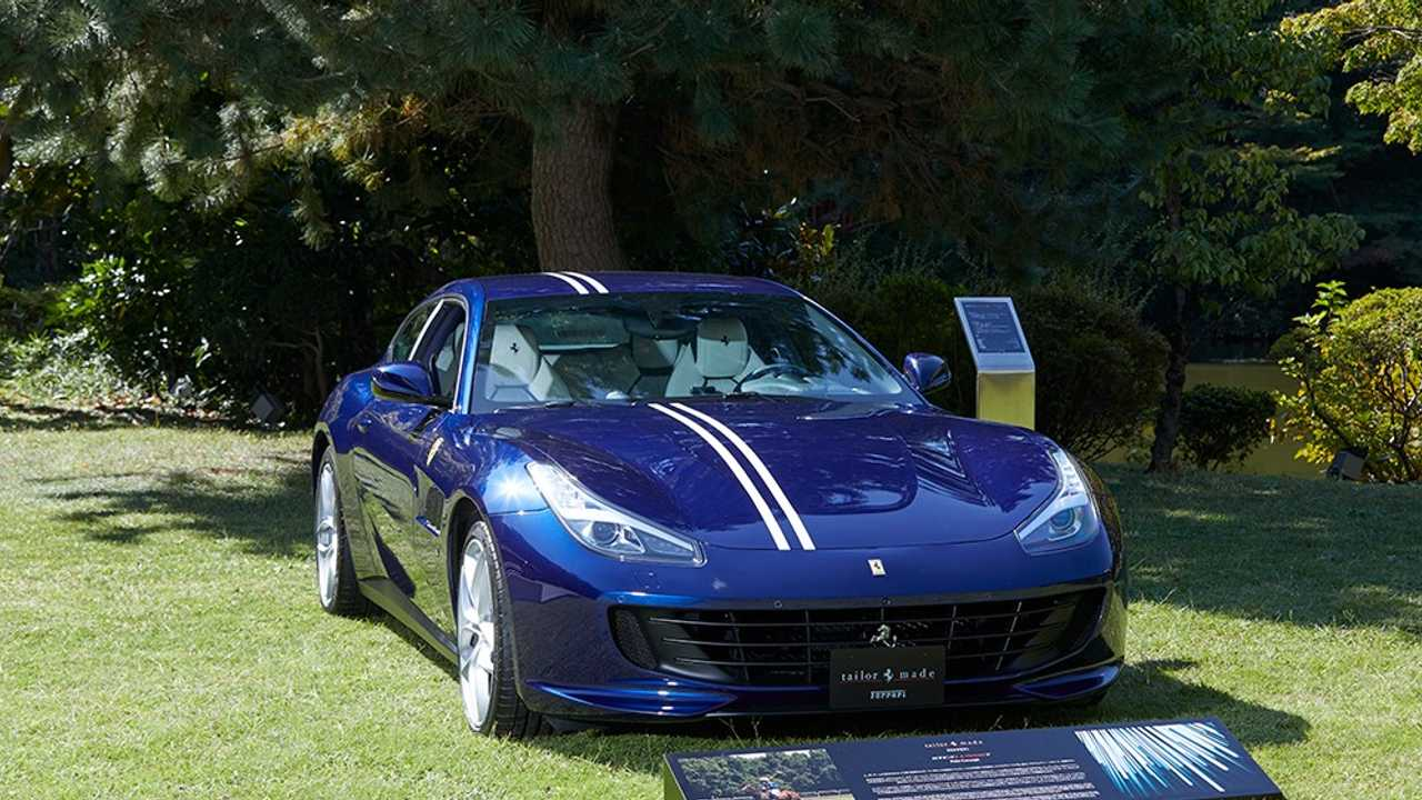 Ferrari Tailor Made event in Japan