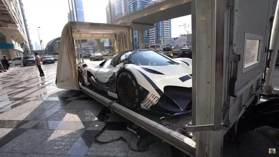 Devel Sixteen à Dubaï