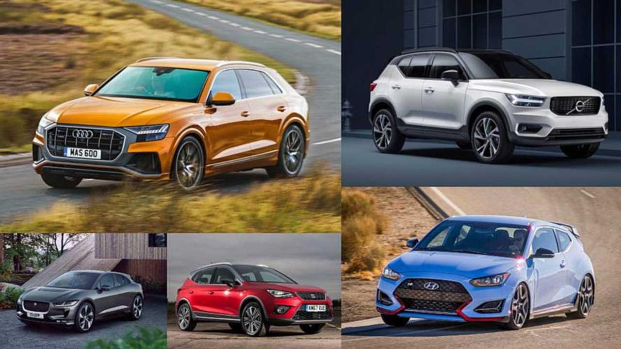 2019 Dünyada Yılın Otomobili Adayları