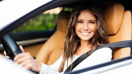 Research shows women are better drivers than men