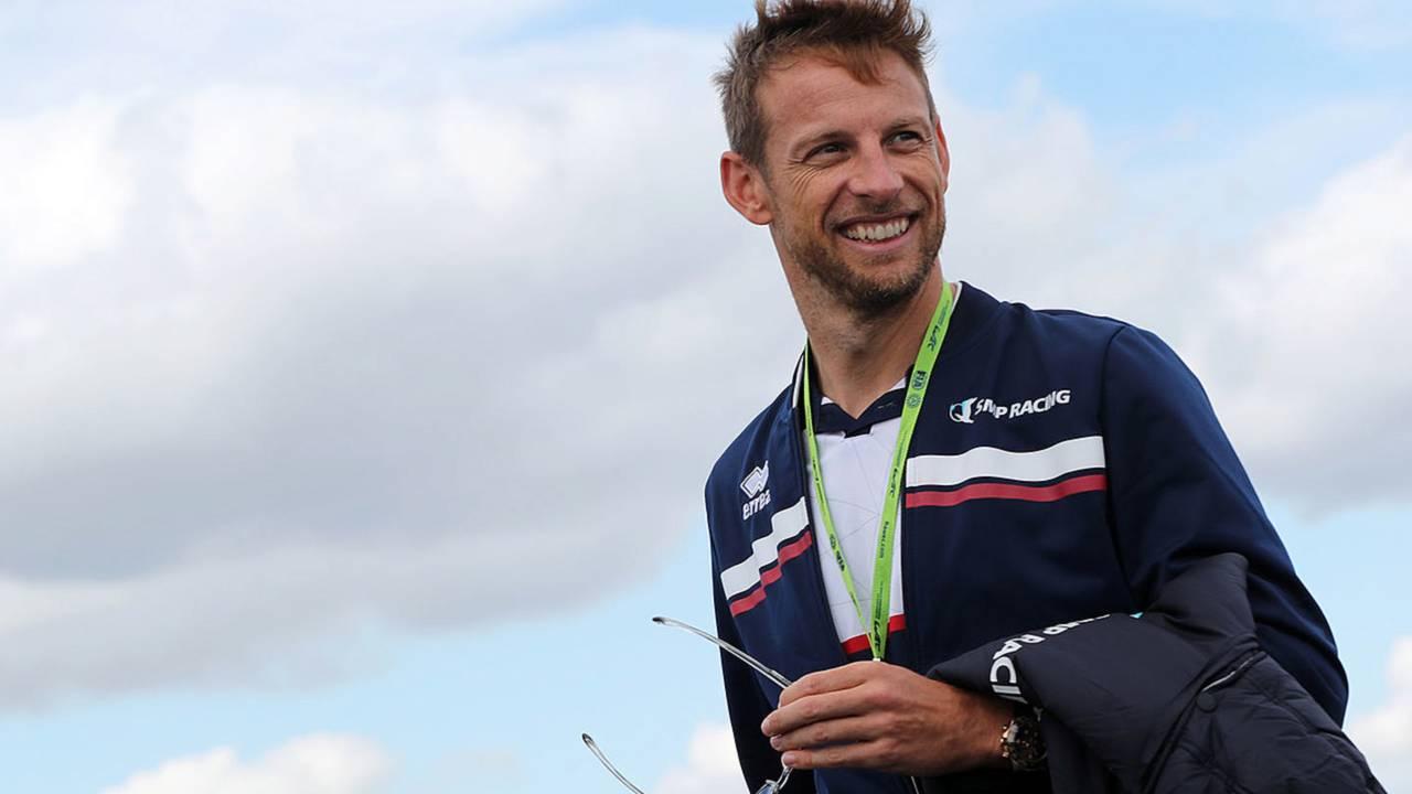 Jenson Button Silverstone WEC 2018