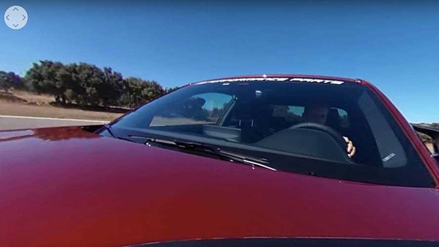 See BMW M2 Competition In 360-Degree Video Being Punished On Track