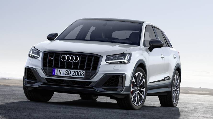 Audi SQ2 é revelado com visual agressivo e motor 2.0 TFSI de 300 cv