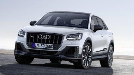 Audi SQ2 оснастили 296-сильным мотором