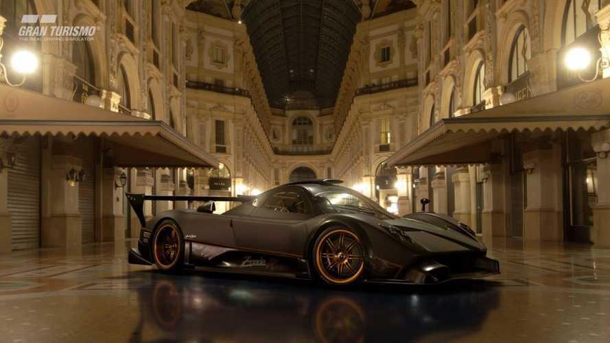 VIDÉO - Neuf nouvelles voitures dans Gran Turismo Sport