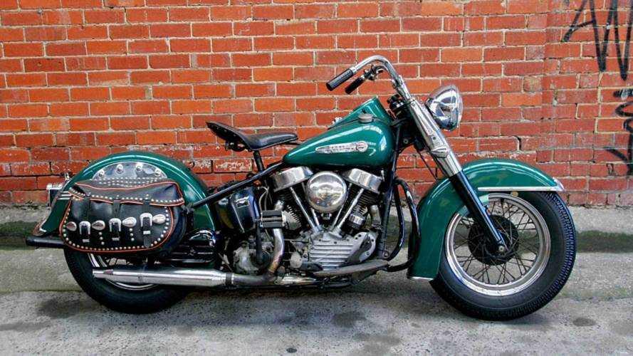 1949 Harley-Davidson Hydraglide