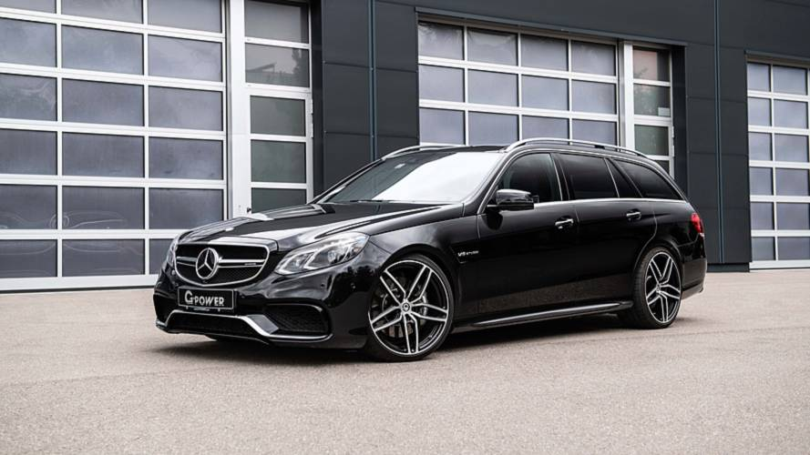 La Mercedes-AMG E 63 Estate poussée à 845 ch par G-Power !