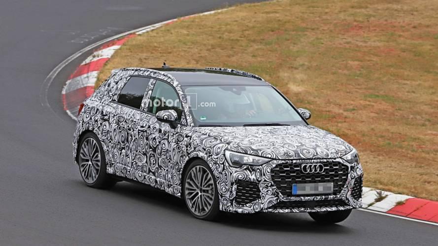 Voici le tout nouvel Audi RS Q3 !