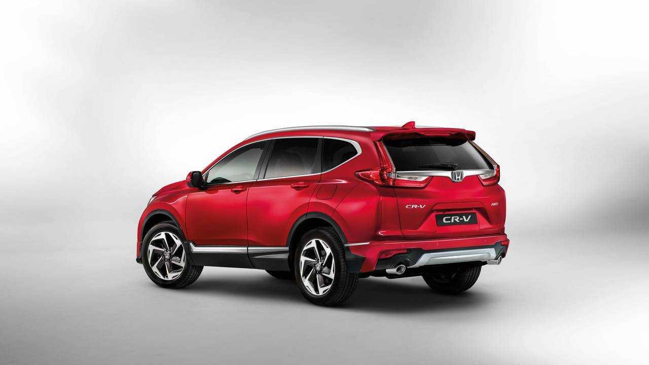 Honda CR-V Origin Edition