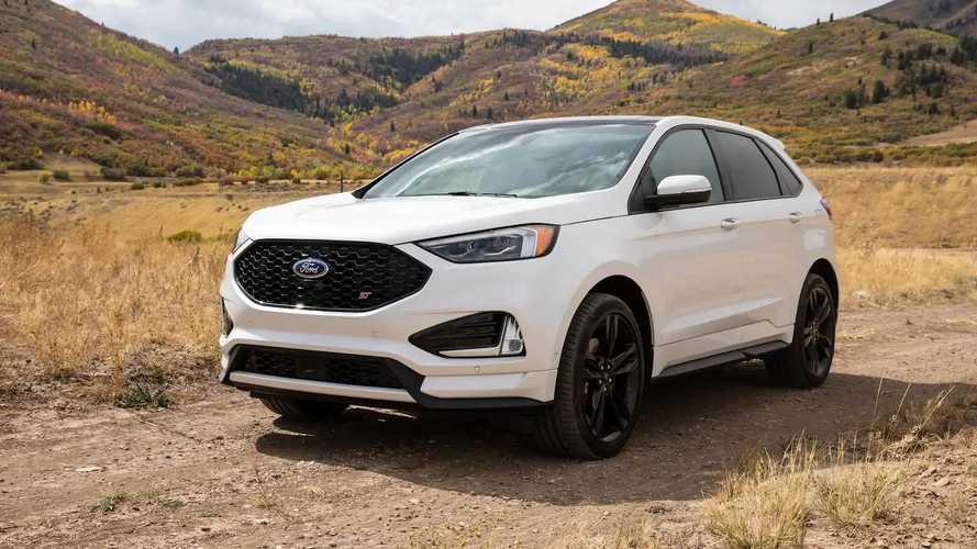 Ford Edge ST 2019 - Avaliação
