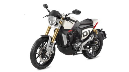 These New Small French Motorcycles Are Super Cool