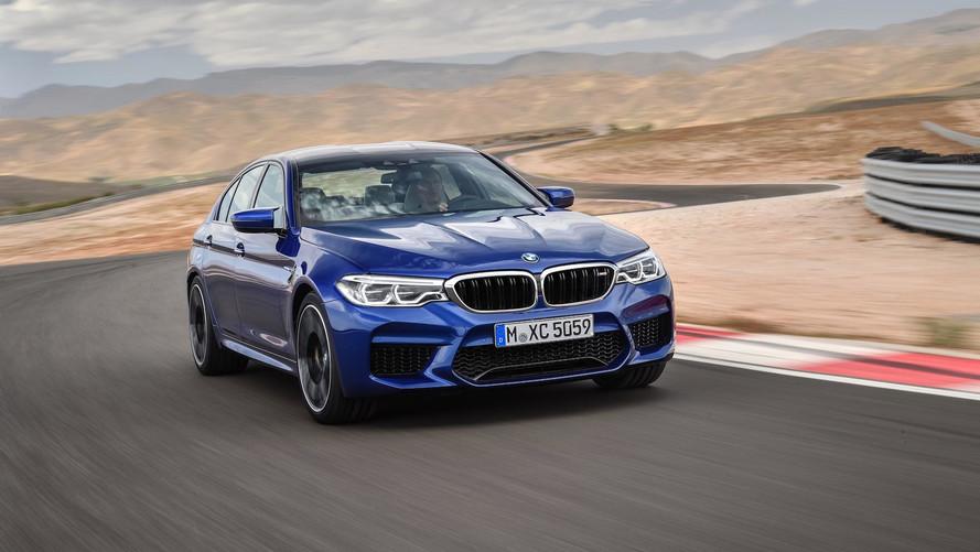 Payez 3700 dollars par mois, et roulez en BMW M5, M6, X5 M et X6 M