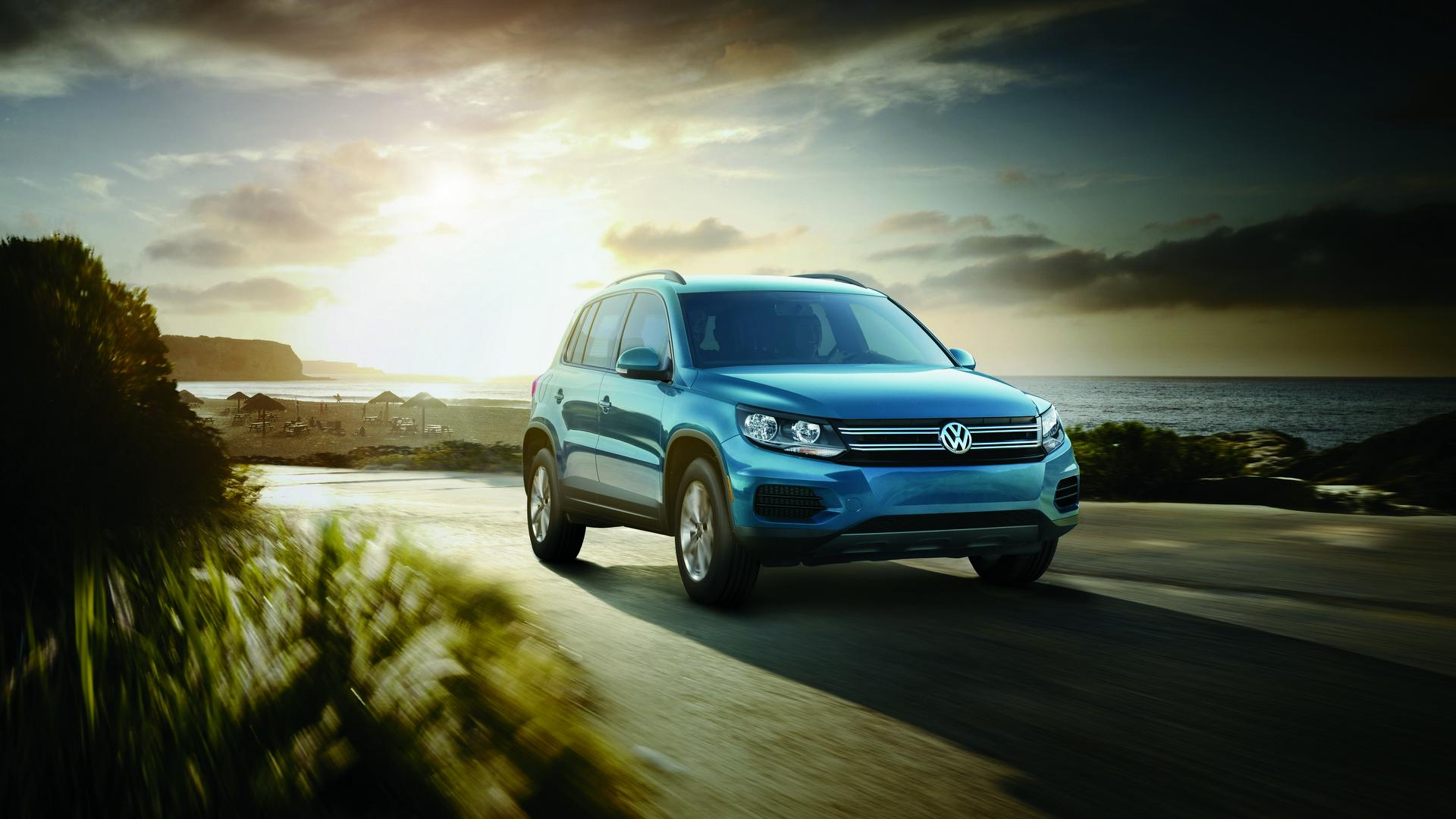 VW Prices Older, Cheaper Tiguan From $21,995