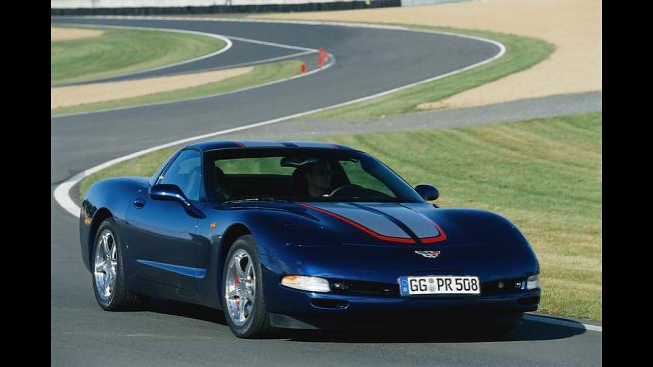 Chevrolet Corvette CE
