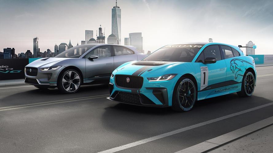 Már készül a sportosabb Jaguar I-Pace SVR