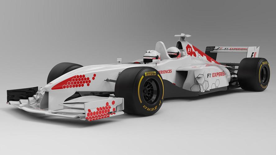 Fórmula 1 biplaza
