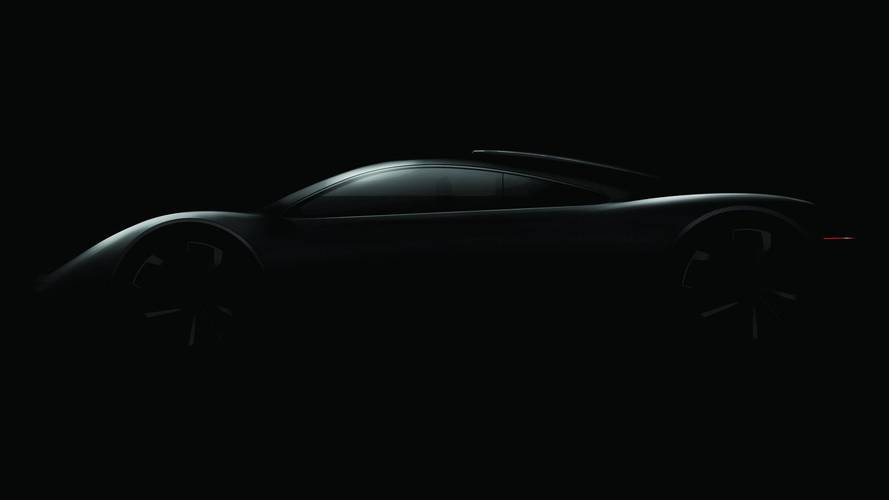 McLaren F1 Designer Teases New Coupe, Looks Promising Already